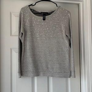 Women's sweater type blouse